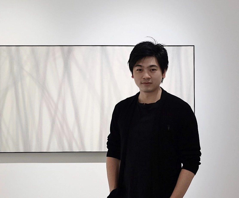 量子画廊创始人杨天渡