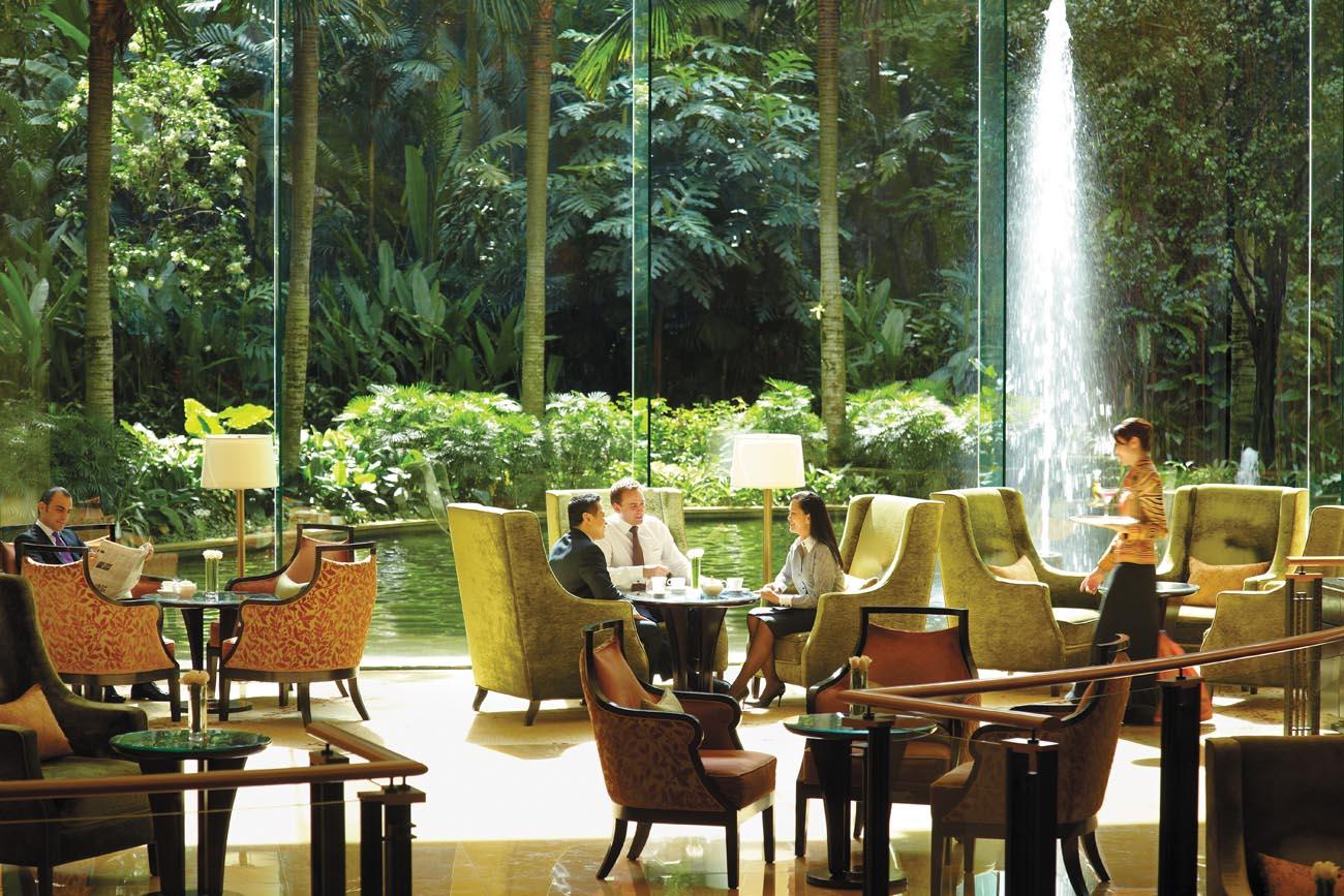 Shangri-La Hotel, Kuala Lumpur Malaysia